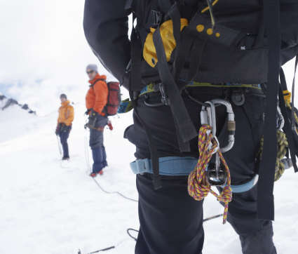 Mountaineer's Equipment Belt
